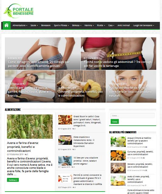 Portalebenessere.com